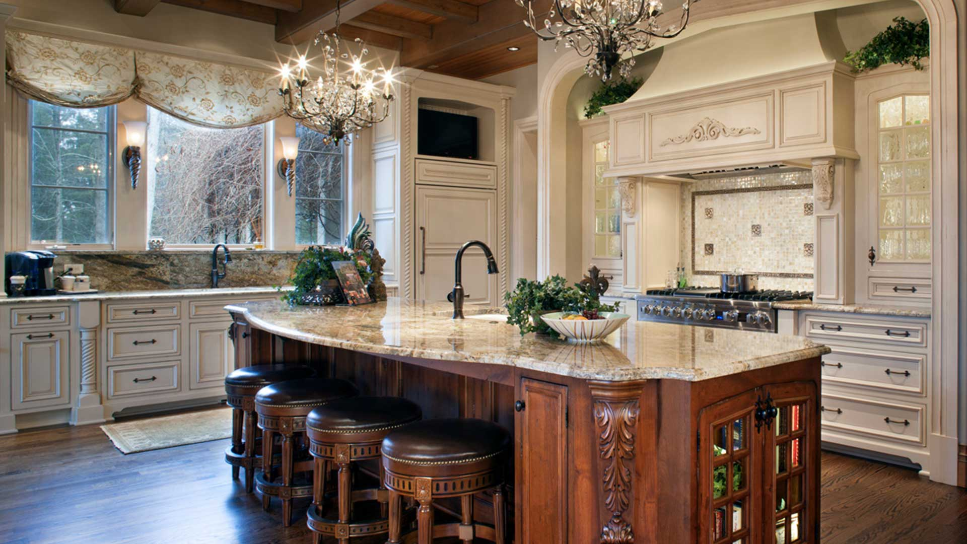 Featured Wood-Mode Cabinet Showroom - Keystone Kitchen and ...